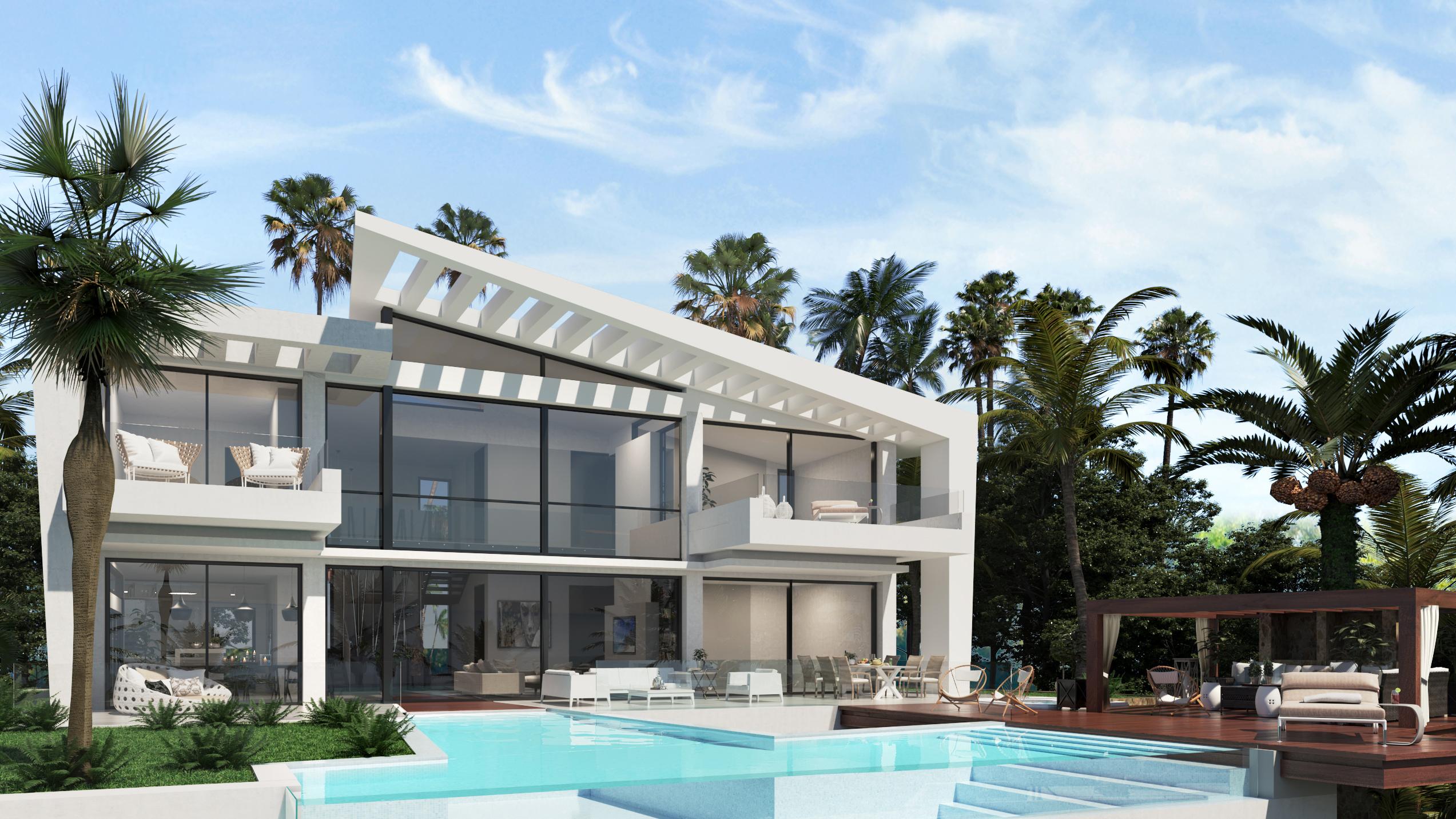 Villa Passive house de lujo en la costa del sol